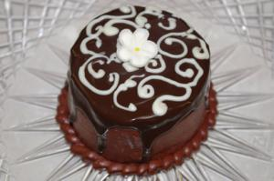 Chocolate Table Cakes